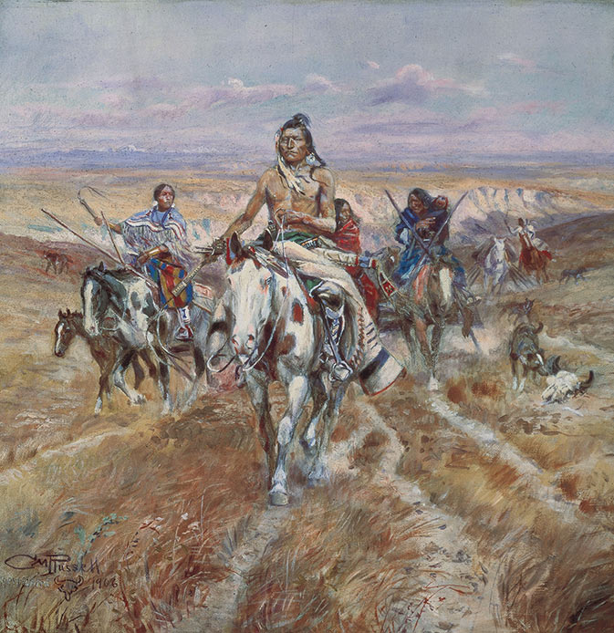 Russell_WhenthePlains
