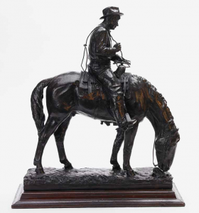 Will Rogers on Horseback_Farnham