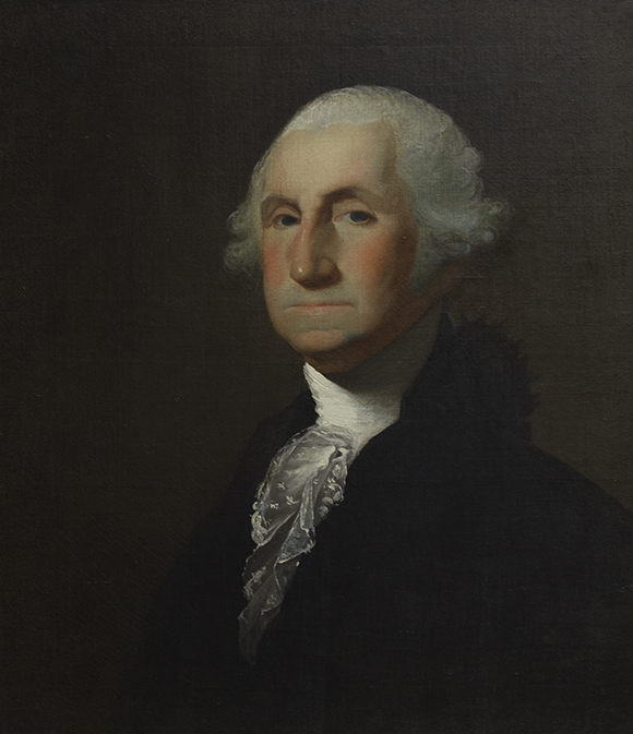 Stuart-George-Washington