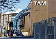 Outdoor Sculptures at TAM 5