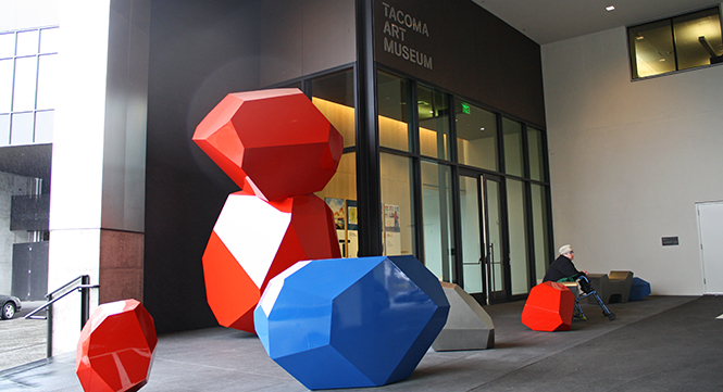 Outdoor Sculptures at TAM 6
