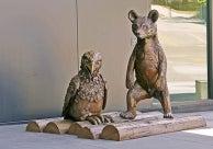 Outdoor Sculptures at TAM 3