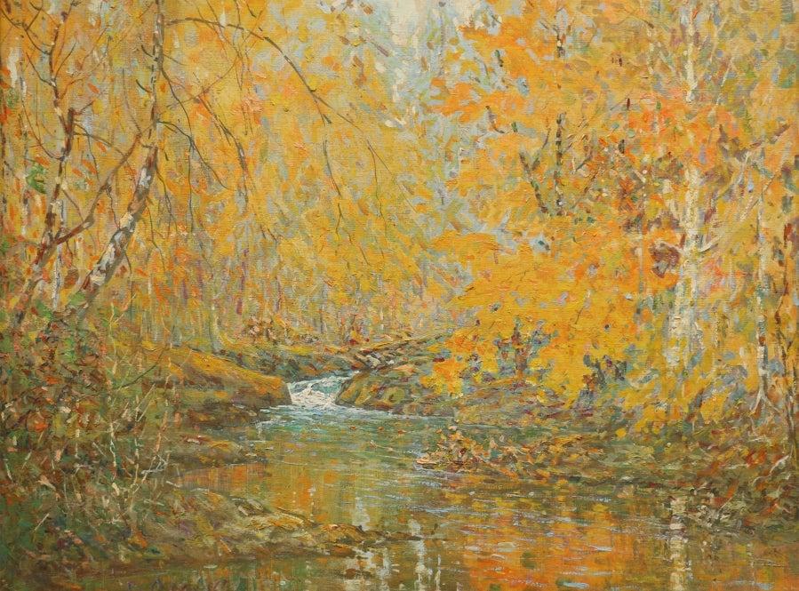 Coast to Cascades: C.C. McKim's Impressionist Vision 1