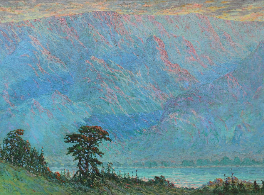 Coast to Cascades: C.C. McKim's Impressionist Vision 4