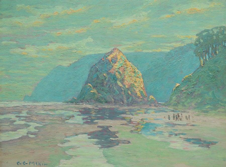 Coast to Cascades: C.C. McKim's Impressionist Vision 3