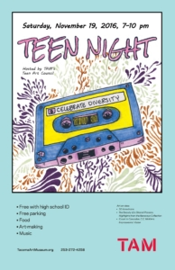 Teen Night Poster