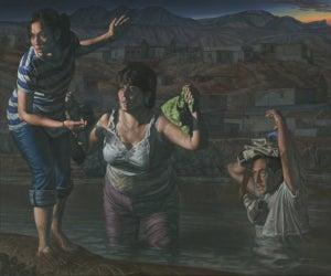 "La Guia (""The Guide"") by Rigoberto A. Gonzalez"