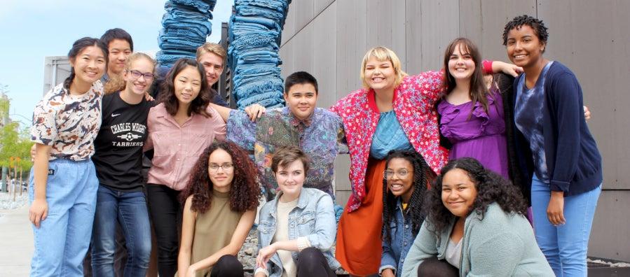 Museum the teen art council