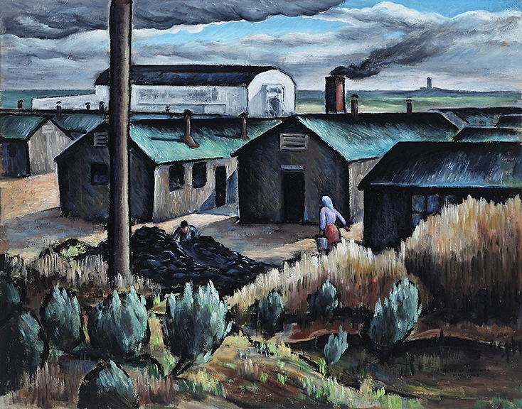 Immigrant Artists and the American West 6