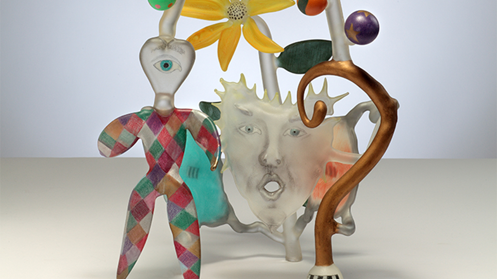 Object of the Week - The Juggler of My Heart in Person