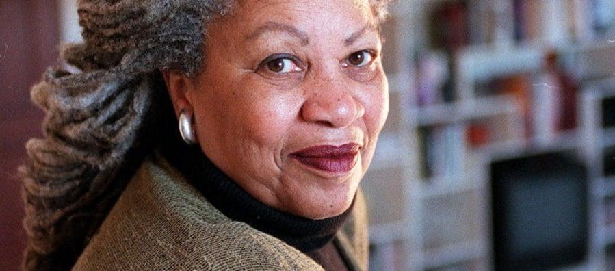 Image of author Toni Morrison