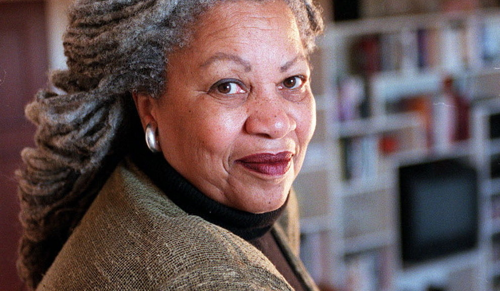 Image of author Toni Morrison