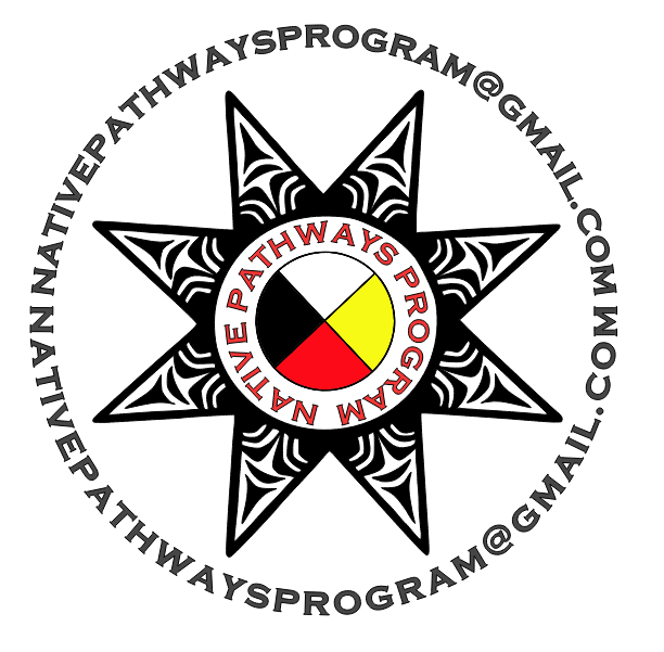 Logo for Evergreen State College's Native Pathways Program