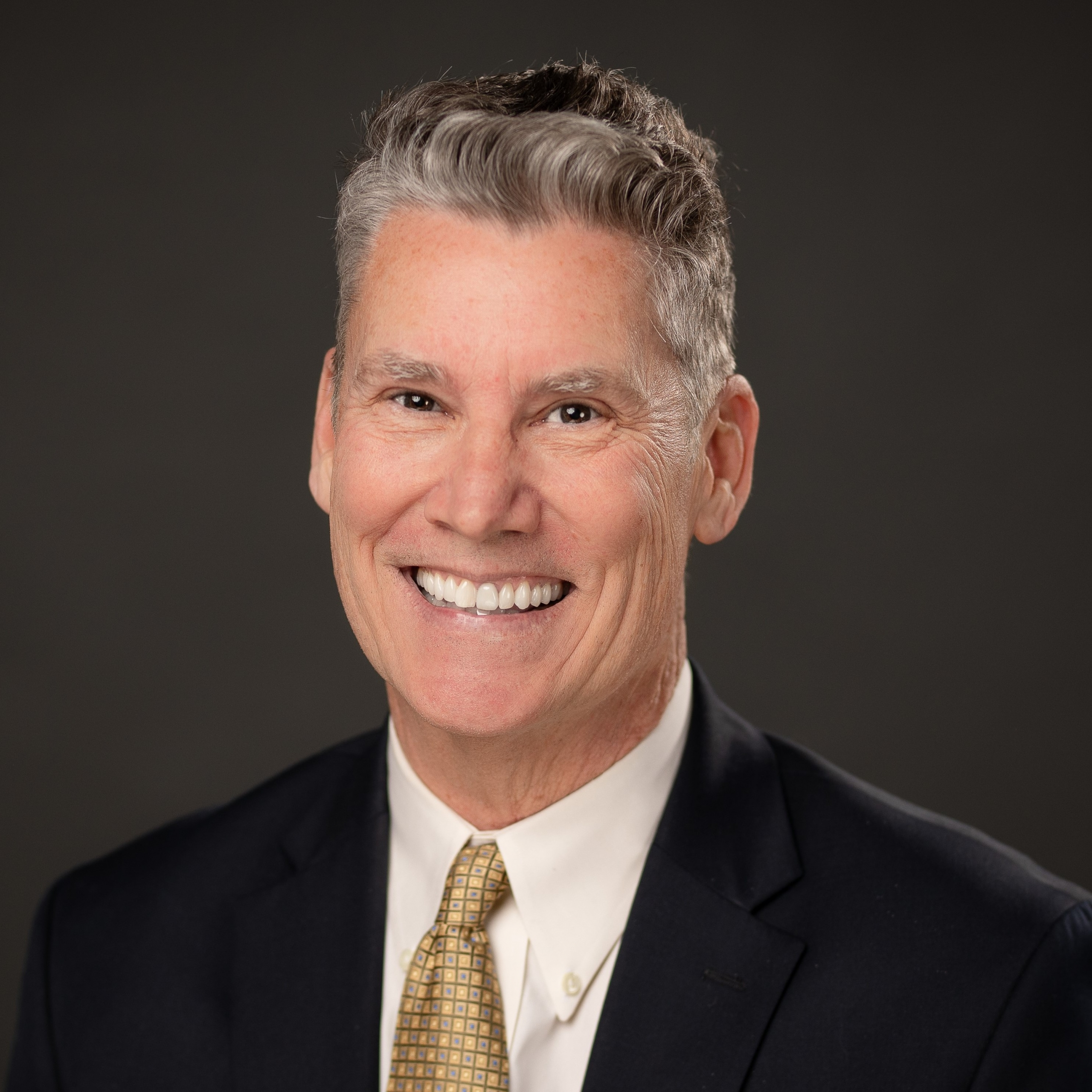 Photograph of incoming TAM board president Jeff Williams