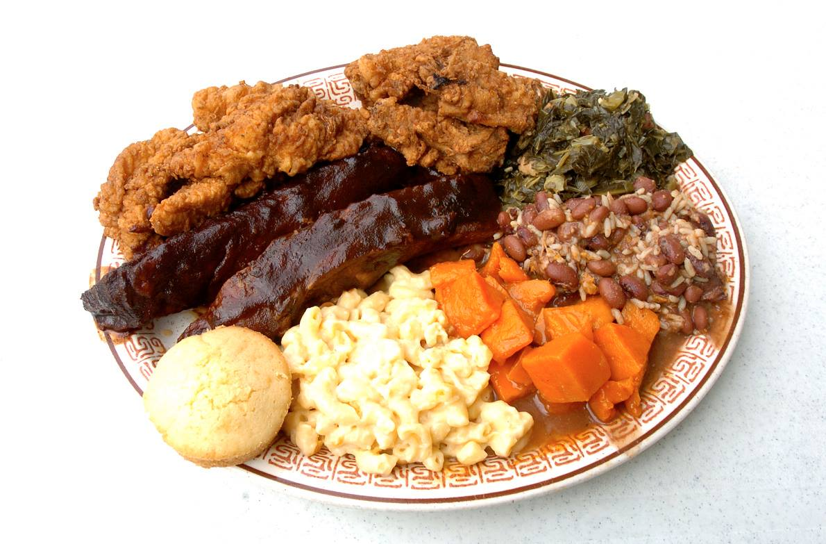 Product shot from Uncle Thurm's Soul Food in Tacoma, Washington.