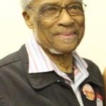 Photograph of community activist and organizer Thomas Dixon