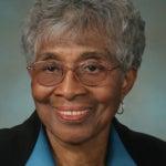 Photograph of State Senator Rosa Franklin